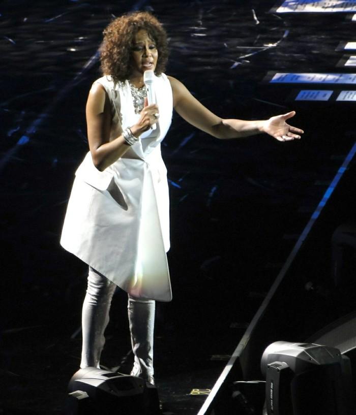 9. Whitney Houston