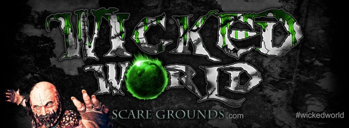 2. Wicked World Scaregrounds