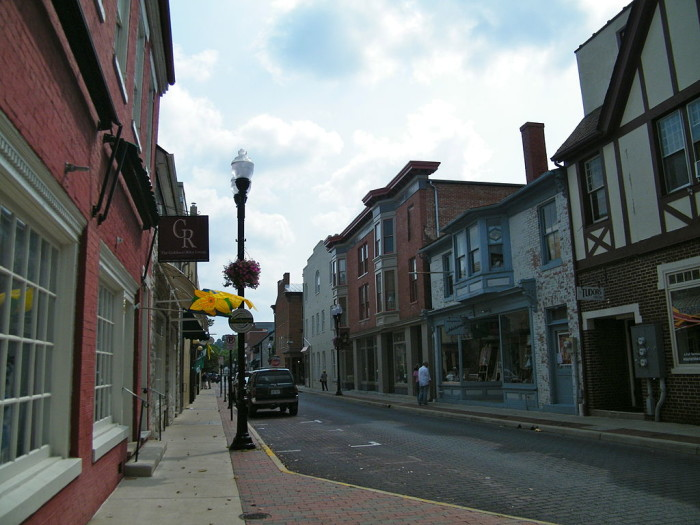 10. City of Winchester