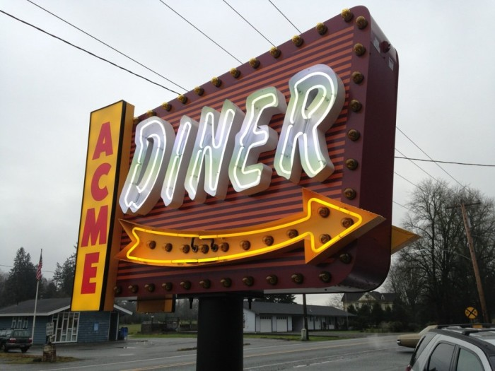 4. Acme Diner in Acme
