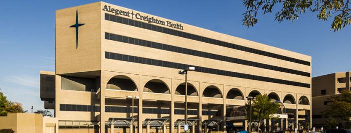 7. CHI Creighton University Medical Center, Omaha