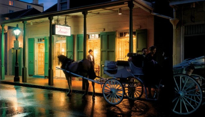 3) Count Arnaud, Arnaud's Restaurant, New Orleans