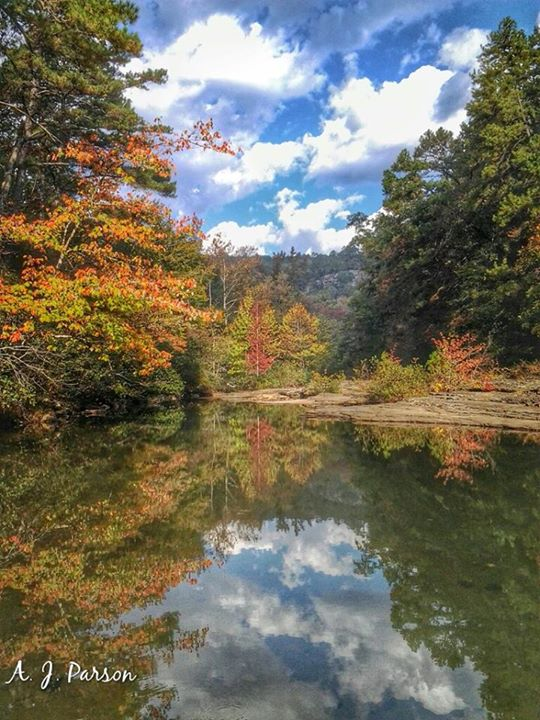 12. Haw Creek by Arnie Parson