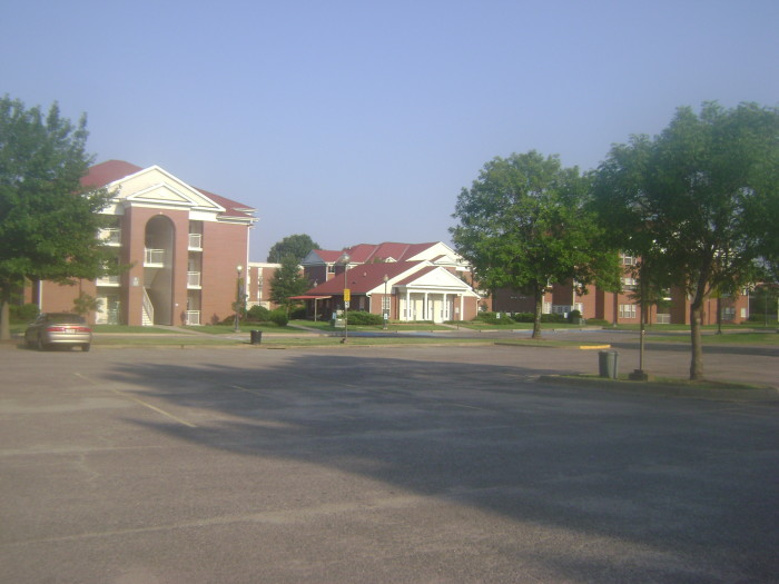 12. See if the ghost stories about Arkansas Tech University are true.