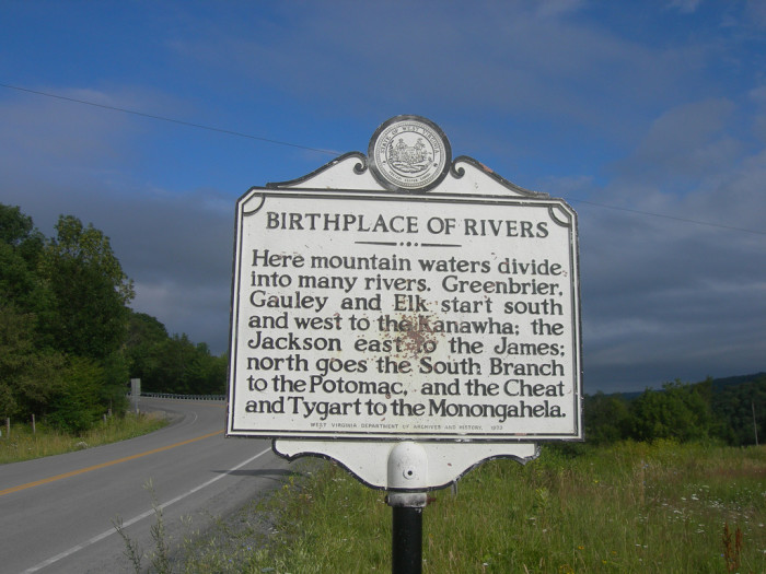 9. Birthplace of Rivers