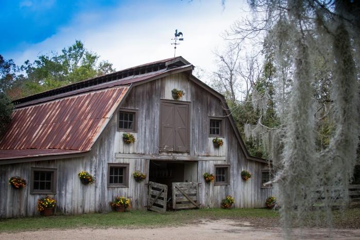 6) Afton Villa Barn by Bonnie Campbell Marquette