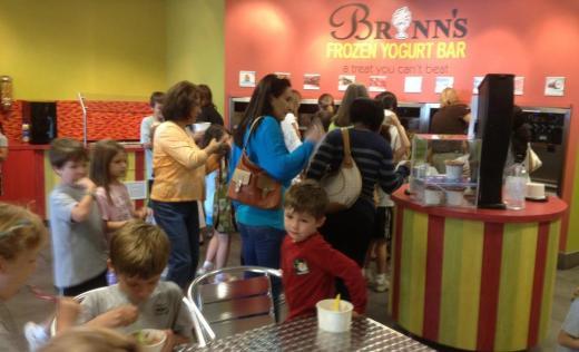 8. Brynn's Frozen Yogurt, Winston-Salem
