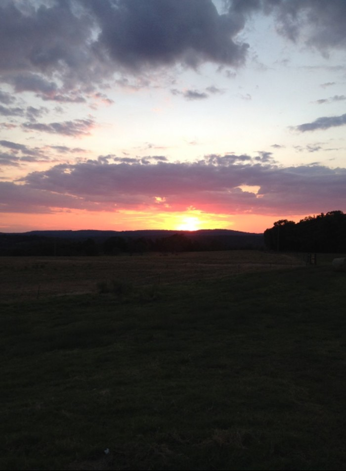 23. Sunset at Longbow by Butch Green