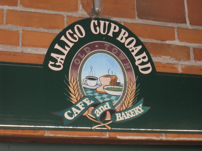 4. Calico Cupboard Old Town Cafe & Bakery in Anacortes, Mount Vernon and La Conner