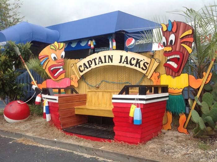 captain jack's 1