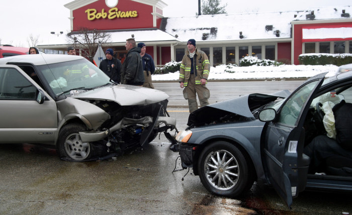 9. Car accidents