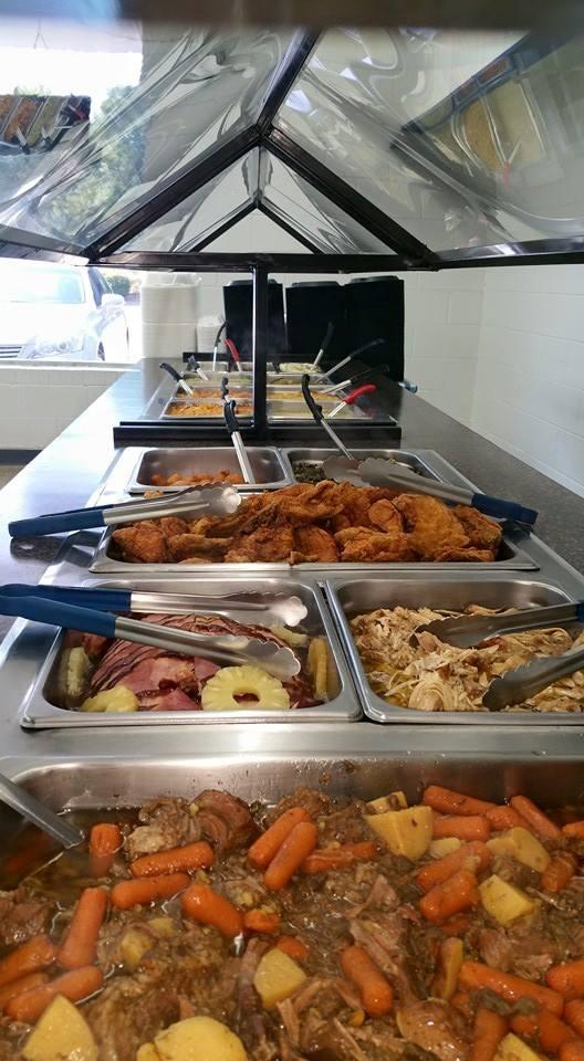 12 South Carolina Buffets You Will Enjoy