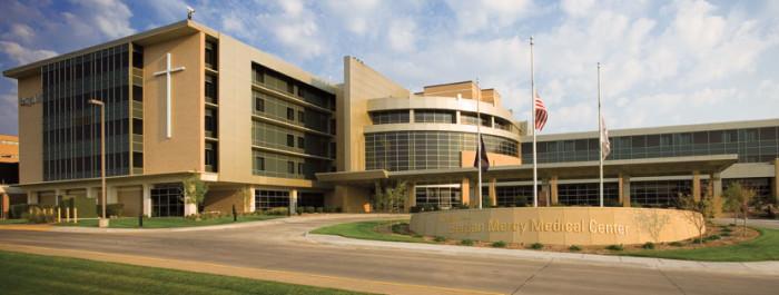9. CHI Health Bergan Mercy, Omaha