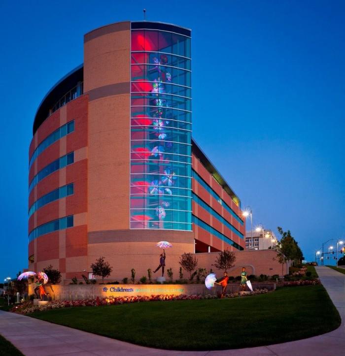 10. Children's Hospital and Medical Center, Omaha