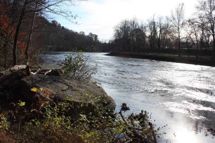 10. The Coal River