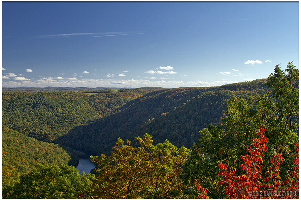 1. Coopers Rock State Forest