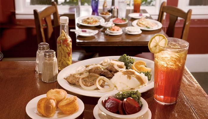 4. Mary Mac's Tea Room - 224 Ponce De Leon Ave NE, Atlanta, GA 30308