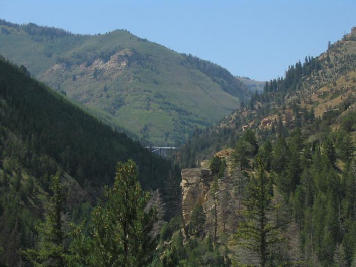 10) Crandall Canyon Mine