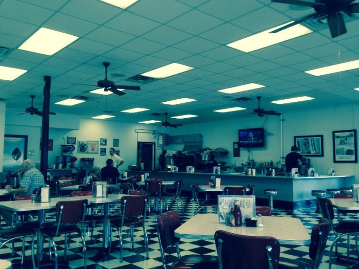 5) Dearman's Diner  & Soda Fountain, Baton Rouge