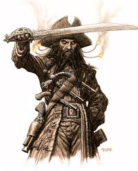 3. Blackbeard