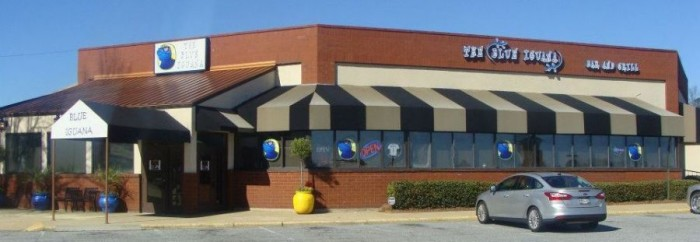 3. The Blue Iguana Burger Challenge - 2301 Airport Thruway, Columbus, GA 31904