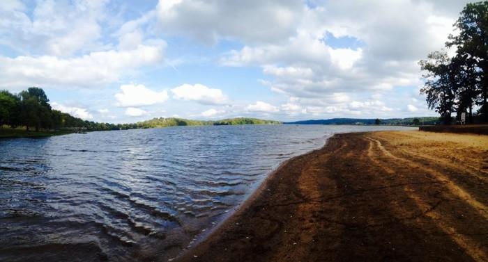 5. Beaverfork Lake by Elizabeth Thill