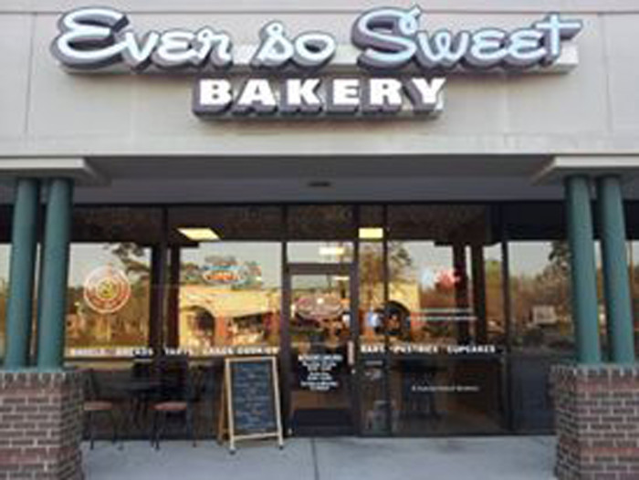 9. Ever So Sweet Bakery, 1525 Old Trolley Rd, Summerville