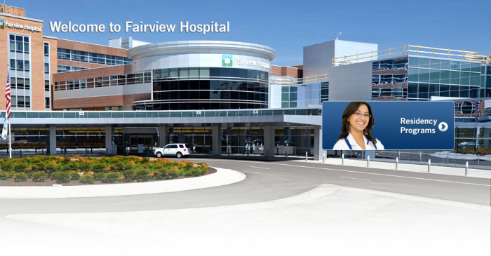 9. Fairview Hospital (Cleveland)