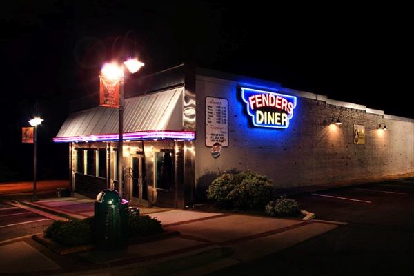 4. Fender's Diner - 631 Irvin St, Cornelia, GA 30531