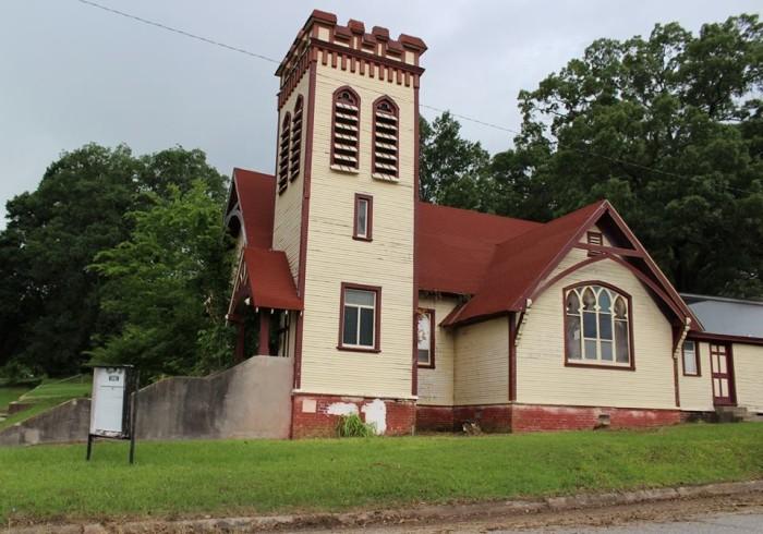 2. First Presbyterian Church (Howard County)