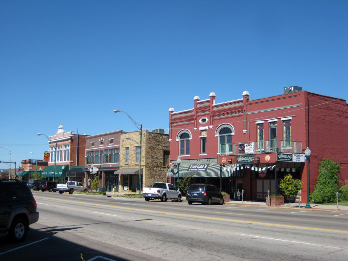 4. Fort Smith