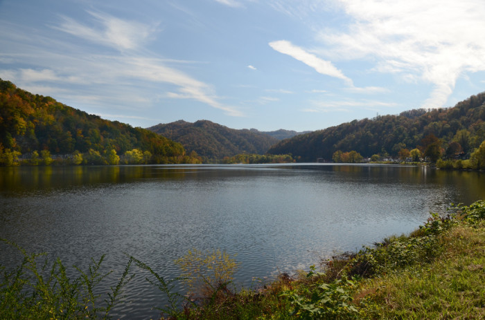 11. The Gauley River