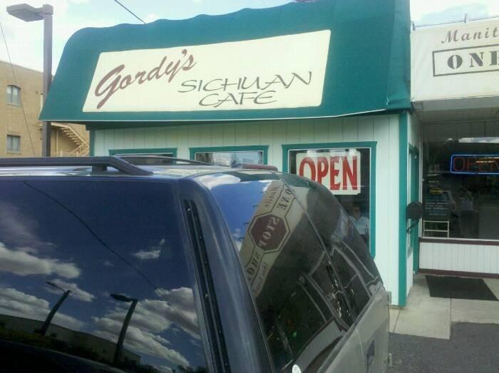 5. Gordy's Sichuan Cafe, Spokane