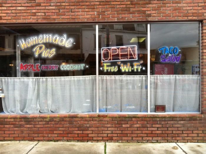 11. Grandma's Diner in Charles Town