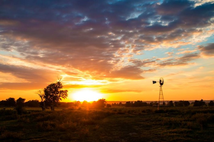 4. September Sunset by Greg Reeves