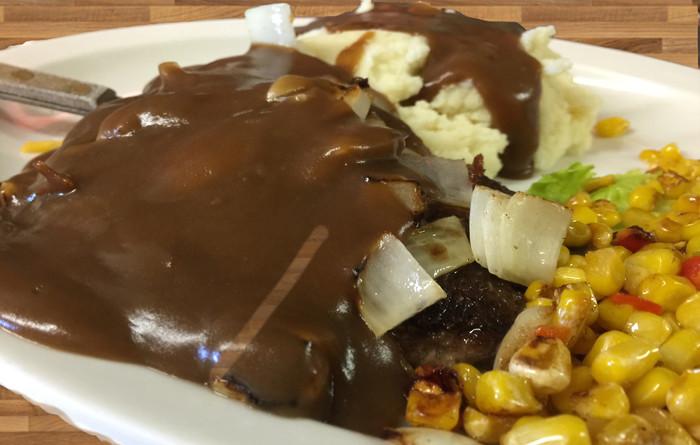 hamburger-steak
