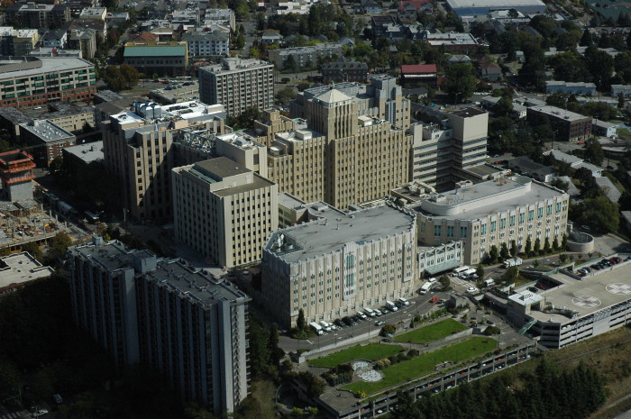 5. Harborview Medical Center, Seattle