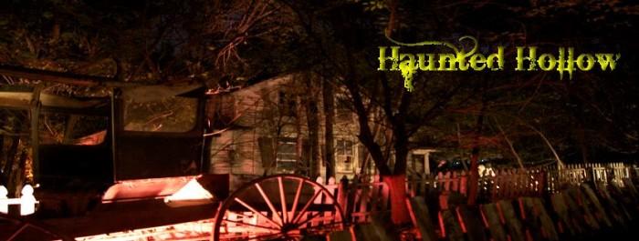 6. Haunted Hollow, Omaha