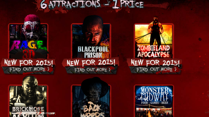 3. Indy Scream Park Haunted House