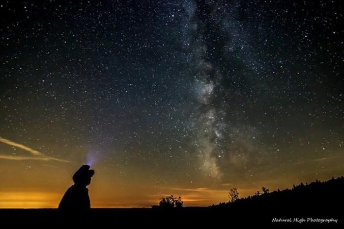 """11) """"Dreaming Awake at Night"""" by Natural High Photography."""