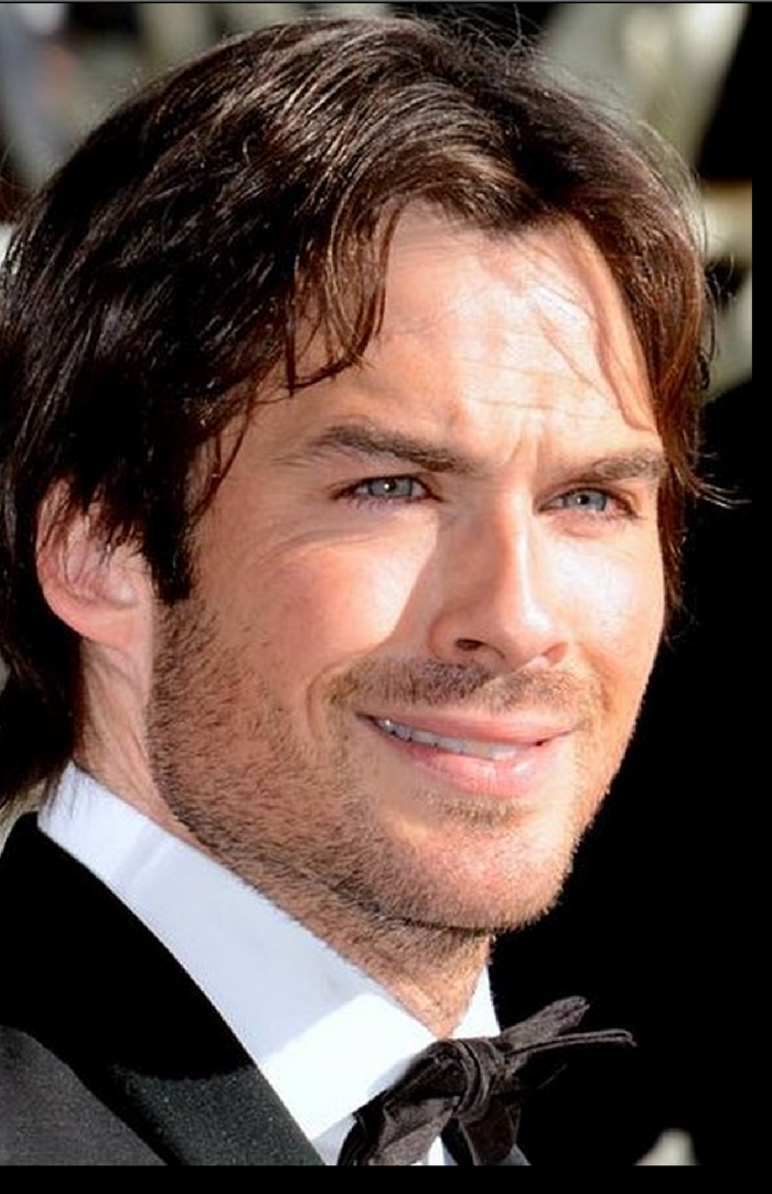 4) Ian Somerhalder Born: Covington