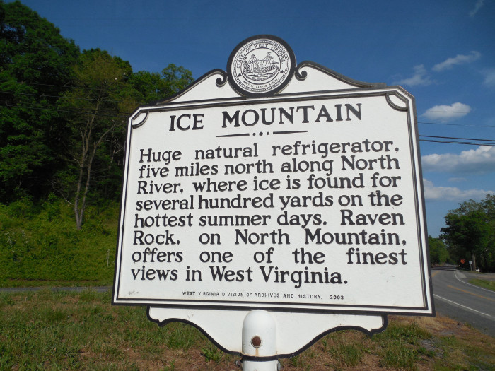 8. Ice Mountain
