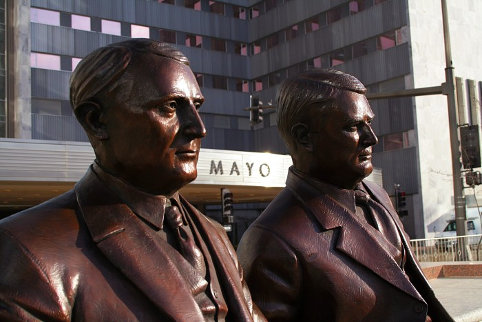 1. Mayo Clinic, Rochester