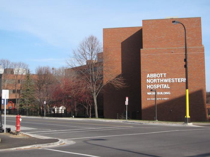 2. Abbott Northwestern Hospital, Minneapolis