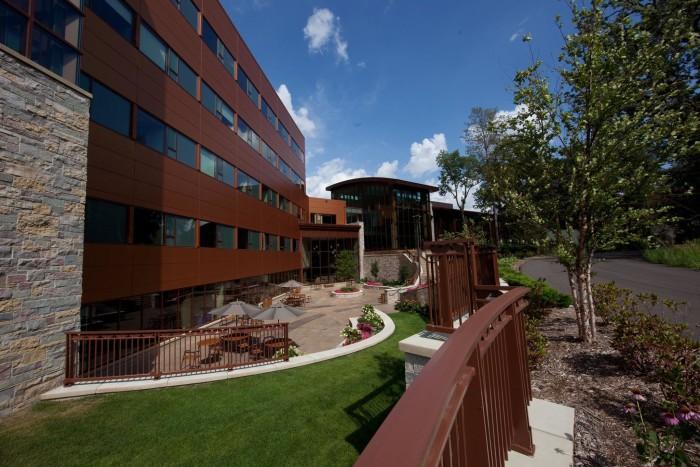 12. Maple Grove Hospital, Maple Grove
