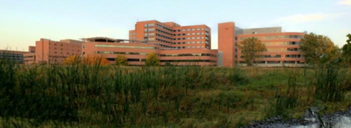8. Park Nicollet Methodist Hospital, St. Louis Park