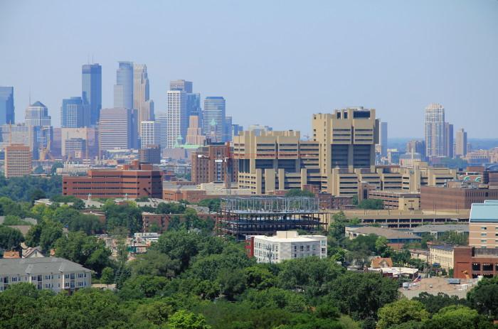 4. University of Minnesota Medical Center Fairview, Minneapolis