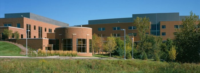 6. Woodwinds Health Campus, Woodbury
