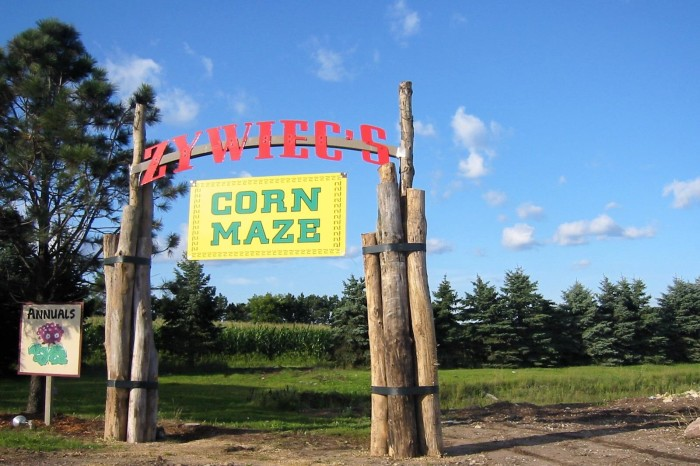 19. Zywiec's Haunting Experience and Corn Maze, Cottage Grove.