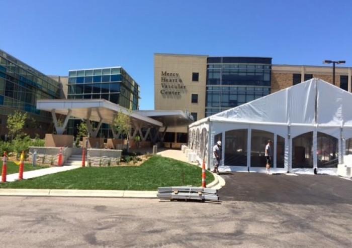 5. Mercy Hospital, Coon Rapids
